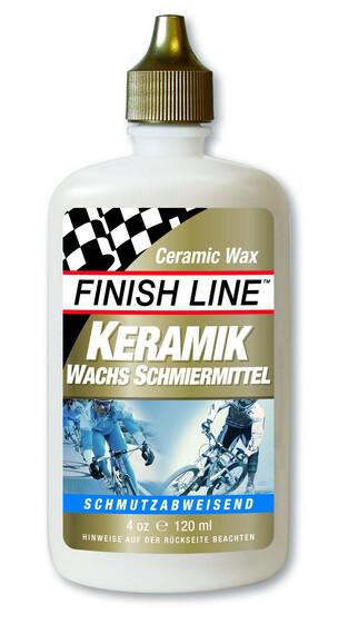 Finish Line Keramik Wachsschmiermittel 120 ml